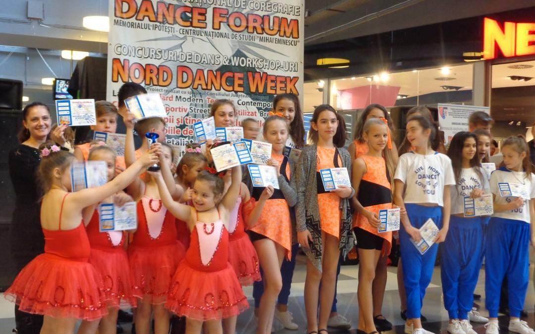 Competiţia Naţională de Dans Clasic şi Balet Arlechin Botoșani