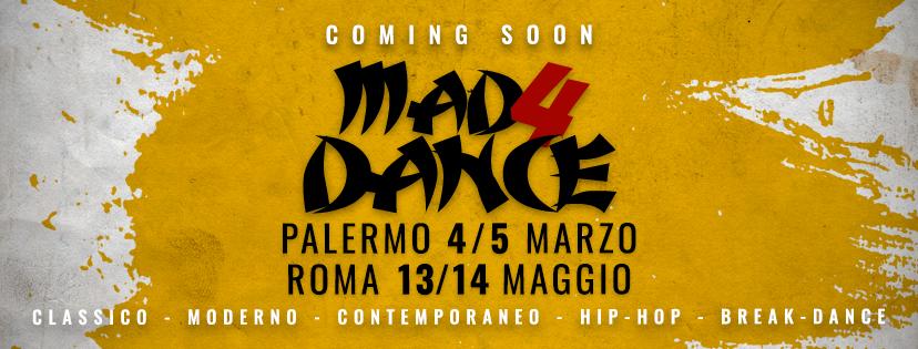 MAD4DANCE Roma 2017