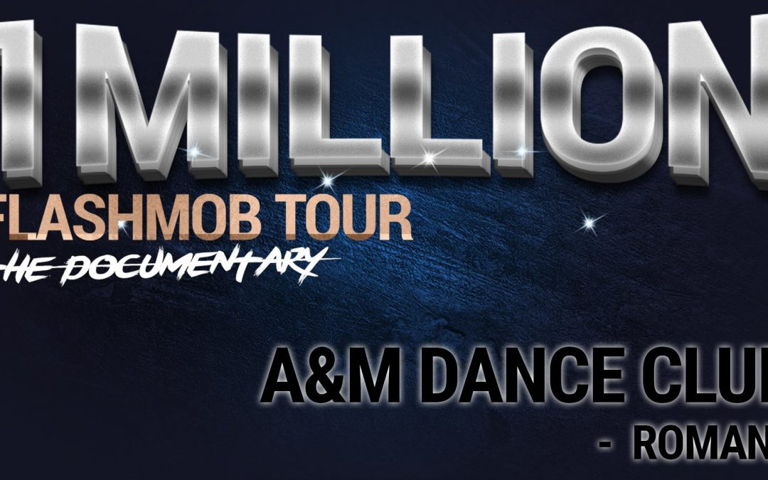 1 Million Flashmob TOUR