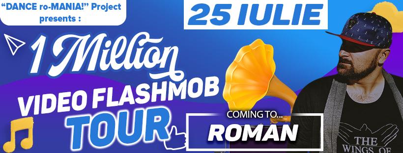 1 Million Video-FlashMob Tour