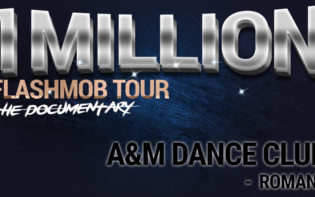 1 Million Flashmob TOUR
