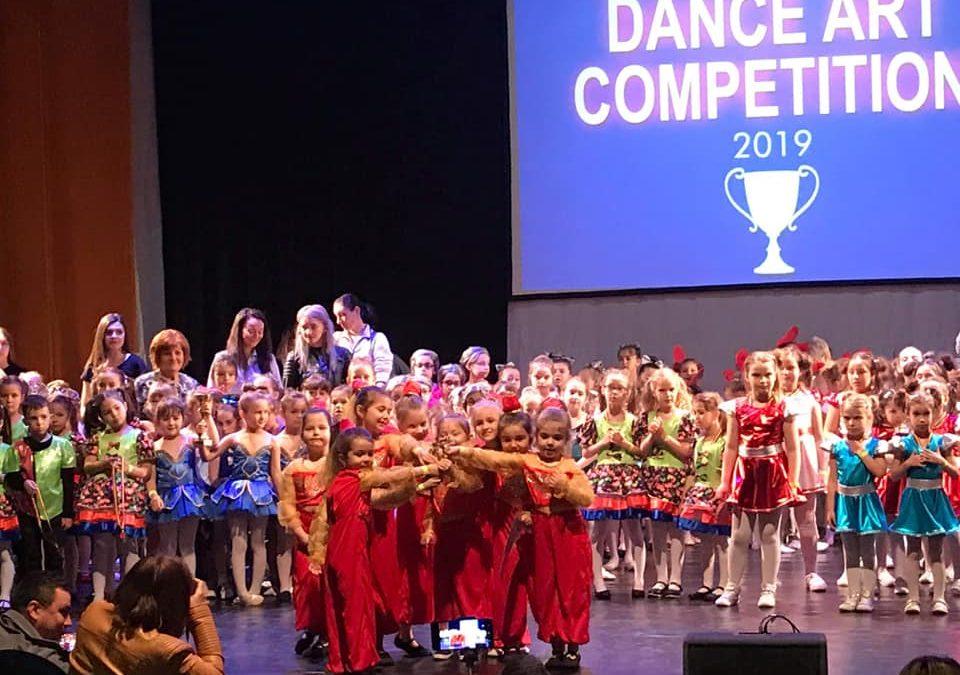 Concurs National de Dans – Dance Art Competition – 2019
