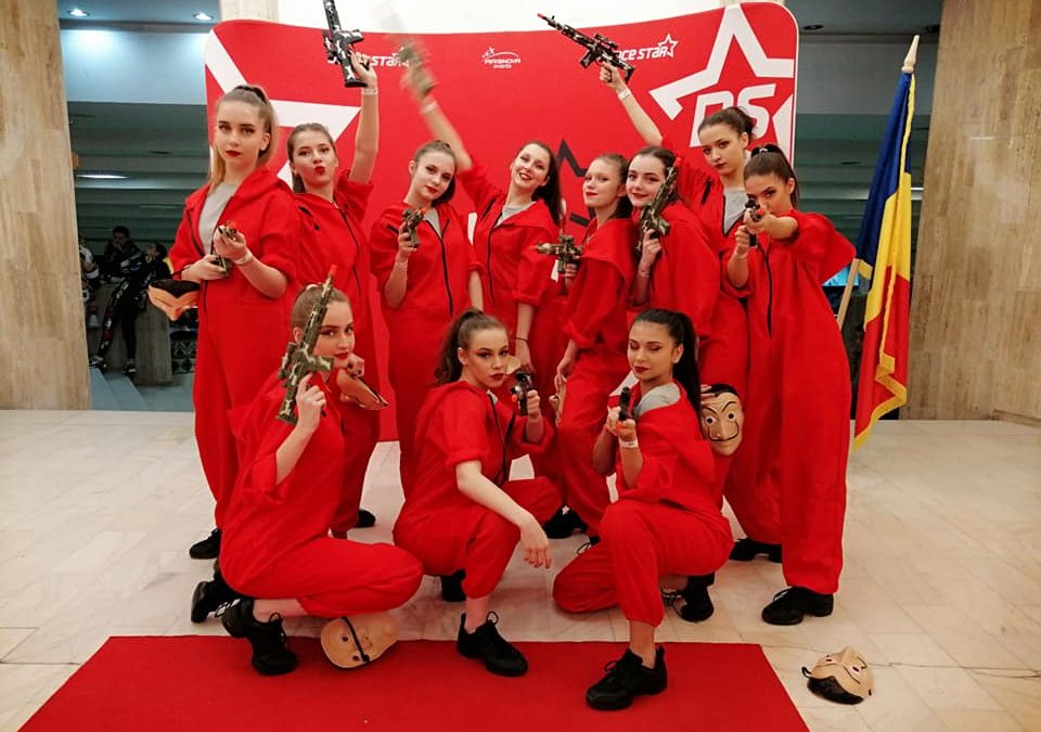 Dance Star Romania – Etapa Calificare la World Dance Masters Croatia 2020