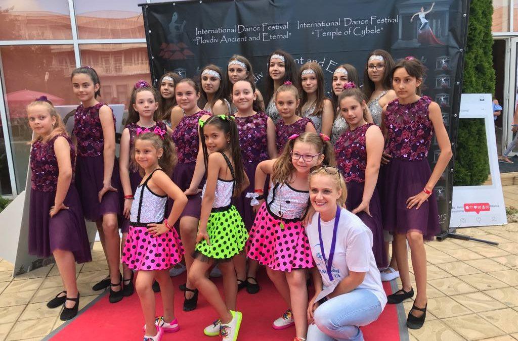 Dance Festival Temple of Cybelle,  Bulgaria 2018